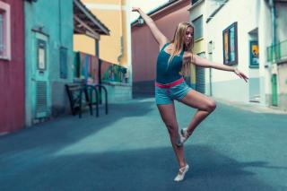 Street Acrobatic Dance for Huawei M865
