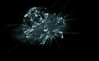 3D Broken Glass para Blackberry RIM PlayBook LTE