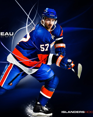 Blake Comeau from HL per Nokia N8