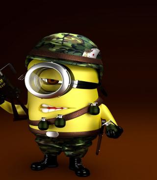 Minion Soldier para Nokia C1-01