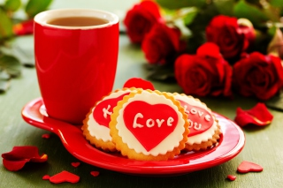 Love Biscuits para Sony Ericsson XPERIA X8