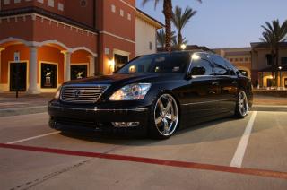 Lexus Ls 600 Tuning
