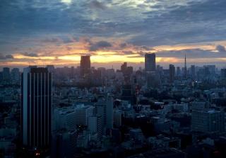 Tokyo Sky para Nokia Asha 201