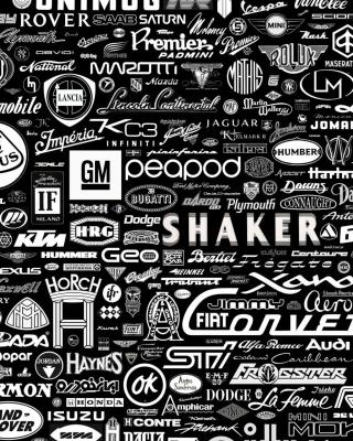 Car Logos for 480x854