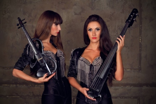 Violinist Girl for Huawei M865