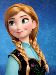 Anna Frozen for Nokia Asha 303