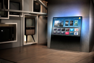 Smart TV with Internet para Nokia Asha 201