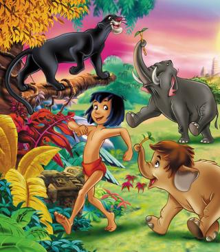 Jungle Book para Nokia C2-02