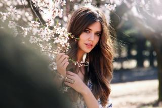 Cherry Flower Girl