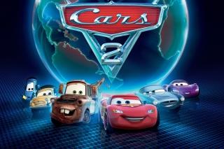 Cars 2 Movie para 220x176