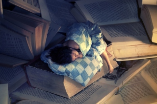 Reading And Dreaming