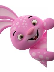 3D Pink Rabbit para Huawei G7010