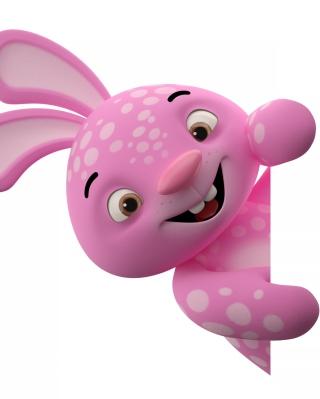 3D Pink Rabbit para Huawei G7300
