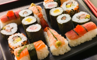 For Sushi Lovers