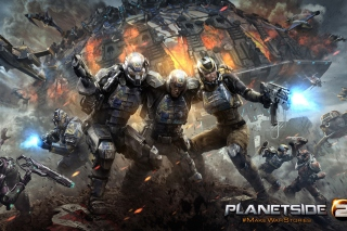 Planetside 2 PS4 para Motorola Photon 4G
