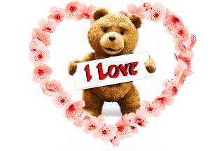 Love Ted para LG E400 Optimus L3