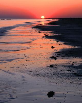 Horizon at sunset para Nokia 5230