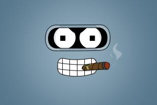 Futurama Bender Cigar
