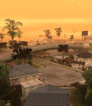Los Santos - San Andreas para Huawei G7300