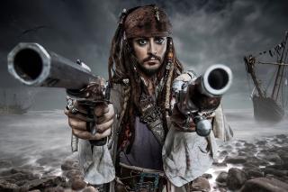Jack Sparrow para Motorola RAZR XT910