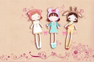 Cherished Friends Dolls para 220x176