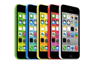 Apple iPhone 5c iOS 7 para Sony Ericsson XPERIA X8