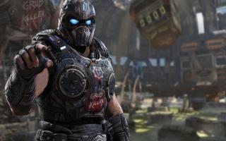 Video Game - Gears Of War 3 para LG 900g