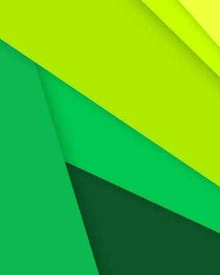 Green Materialdesign para Nokia 5230