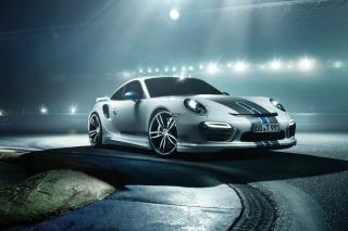 Porsche Racing Car