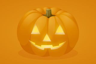 Halloween Pumpkin para Samsung S5367 Galaxy Y TV