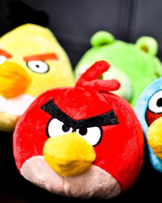 Plush Angry Birds para Huawei U7520