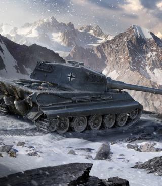 Tiger II - World of Tanks para Huawei G7300