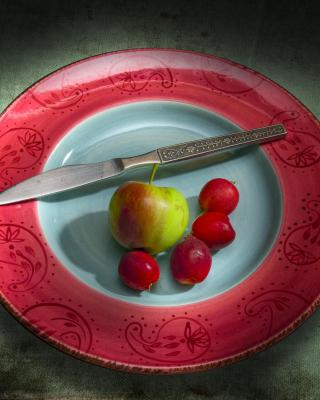 Still life - Vegetarian Breakfast para Blackberry RIM Torch 9800