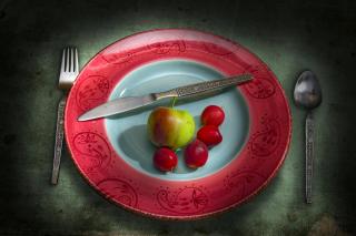 Still life - Vegetarian Breakfast for Nokia Asha 200