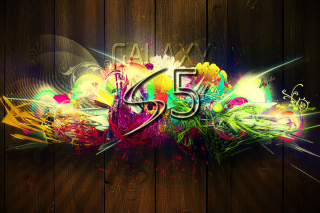 Galaxy S5 Graffiti