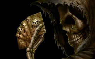 Poker Skeleton
