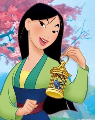 Princess Mulan para Nokia C2-02