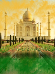 Happy Independence Day in India para LG T325 Cookie