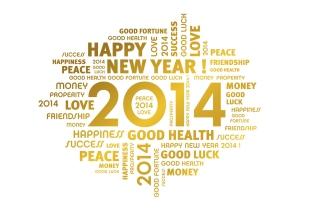 New Year 2014 para Nokia X2-01