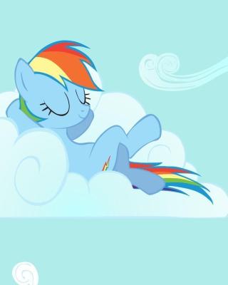 My Little Pony Friendship is Magic on Cloud per Nokia Lumia 800