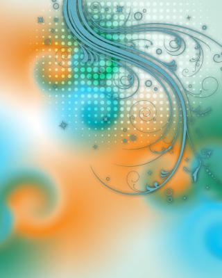 Monogram Pattern para Nokia 5230