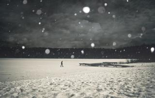 Alone Winter para Sony Ericsson XPERIA PLAY