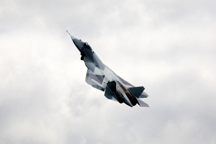 Amazing Russian Fighter Jet screenshot #1