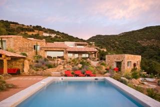 Villa Luna, Corsica, France
