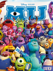Monsters University Pixar para Nokia C2-02