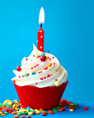 Happy Birthday Cupcake para Huawei G7300
