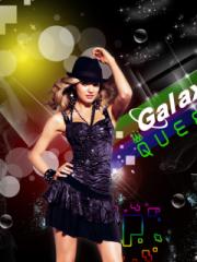 Galaxy Queen para LG T325 Cookie