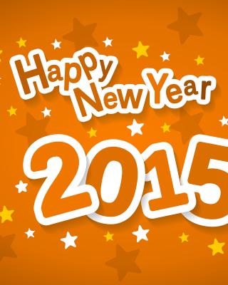Happy New Year 2015 para Nokia C2-01