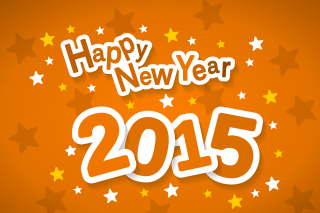 Happy New Year 2015 para Samsung S5367 Galaxy Y TV