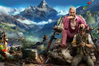 Far Cry 4 New Game para Motorola Photon 4G